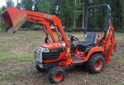 2005 Kubota BX23 TLB 4X4 23HP